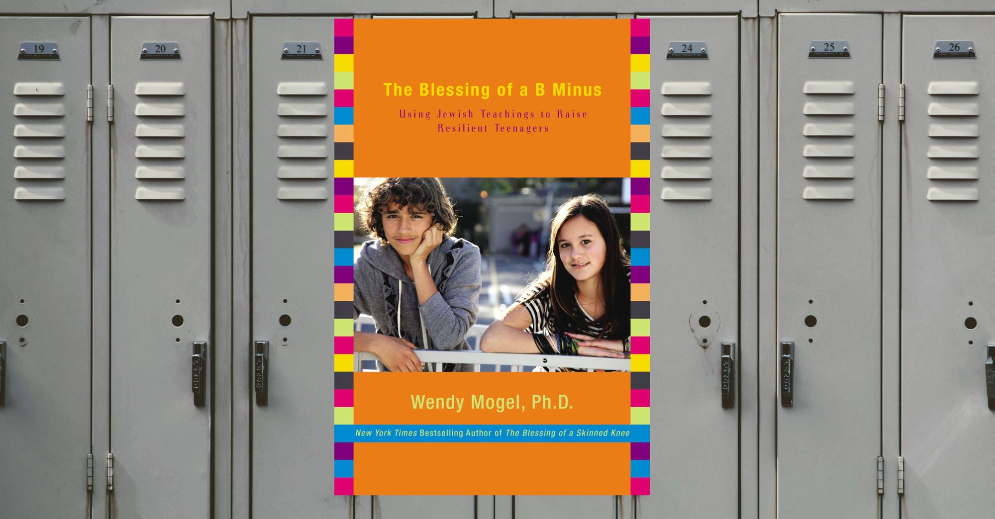 Book Review: The Blessing of a B Minus